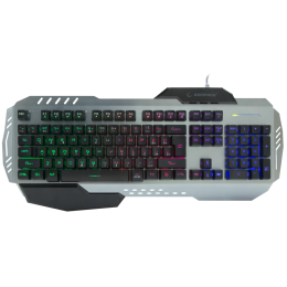 Rampage KB-R79 Rainbow Backlight USB LC Layout Gaming Keyboard