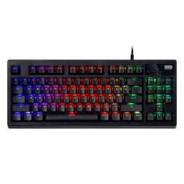 Rampage KB-R320 ARDOR FULL RGB E-Spor Blue Switch Gaming Oyuncu Klavyesi